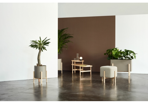 Ashi has been born, a new vision in decor and hydroplanters