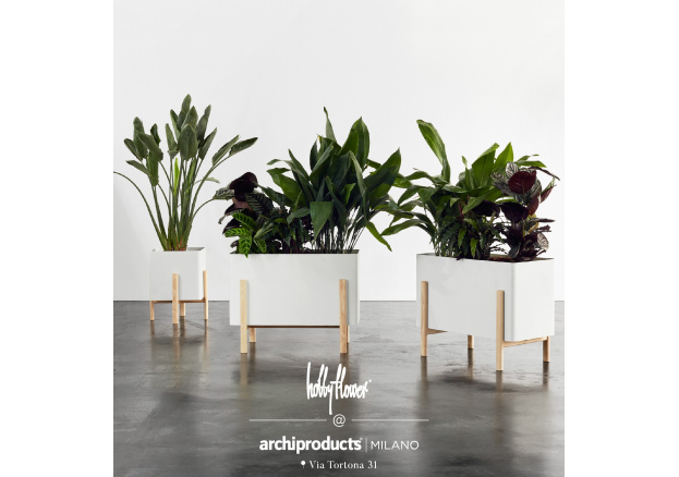 Hobby Flower en Archiproducts Milano 2021: Future Habit(at)