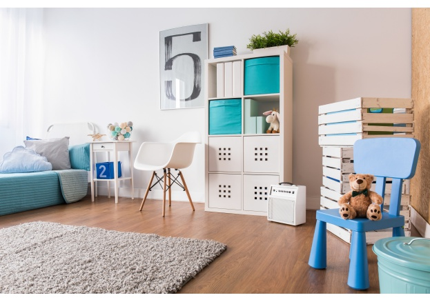 The best colous for kids' room